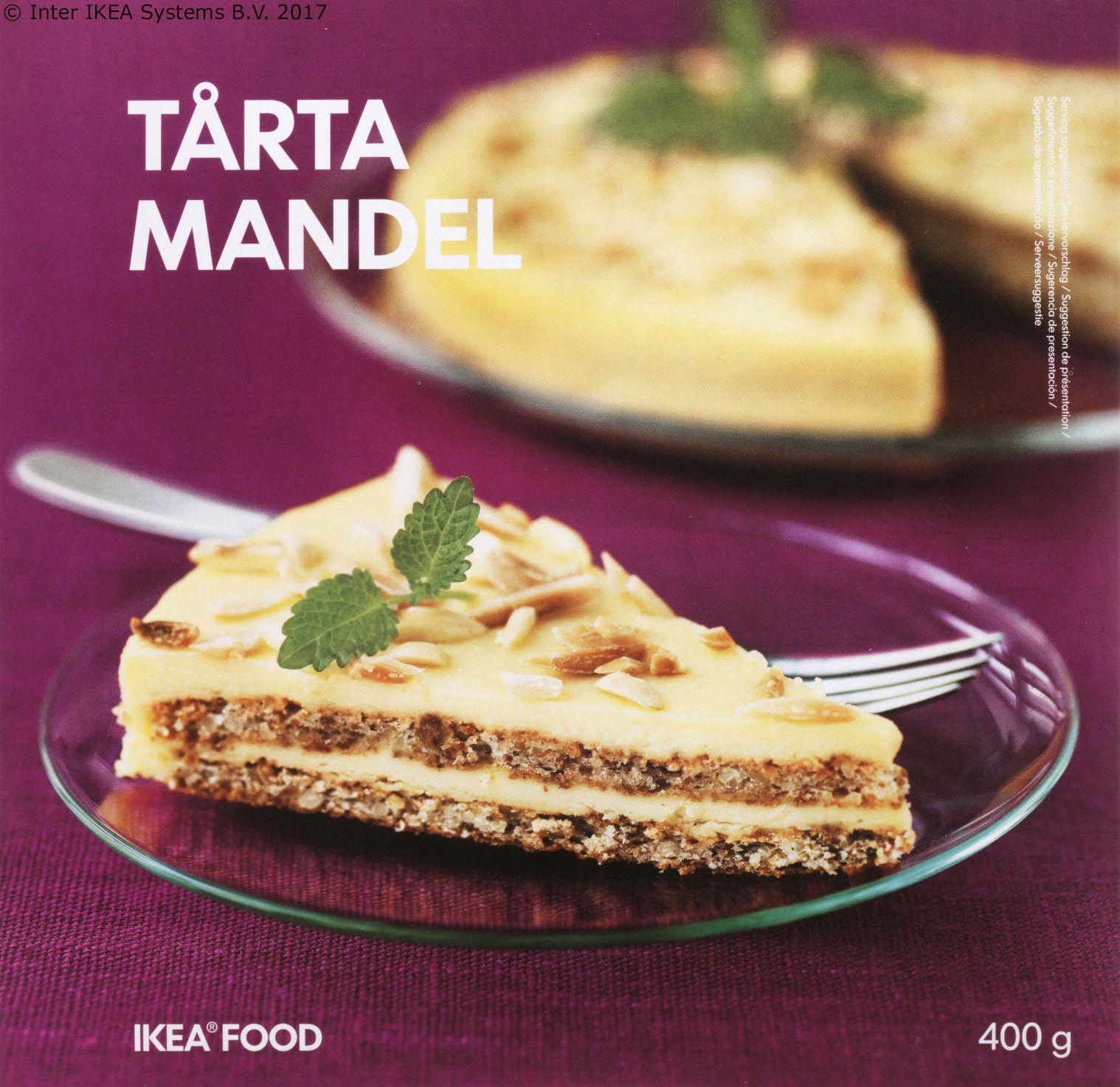 Ako već nisi zasladi se T…RTA MANDEL tortom Desert od badema s kremom od