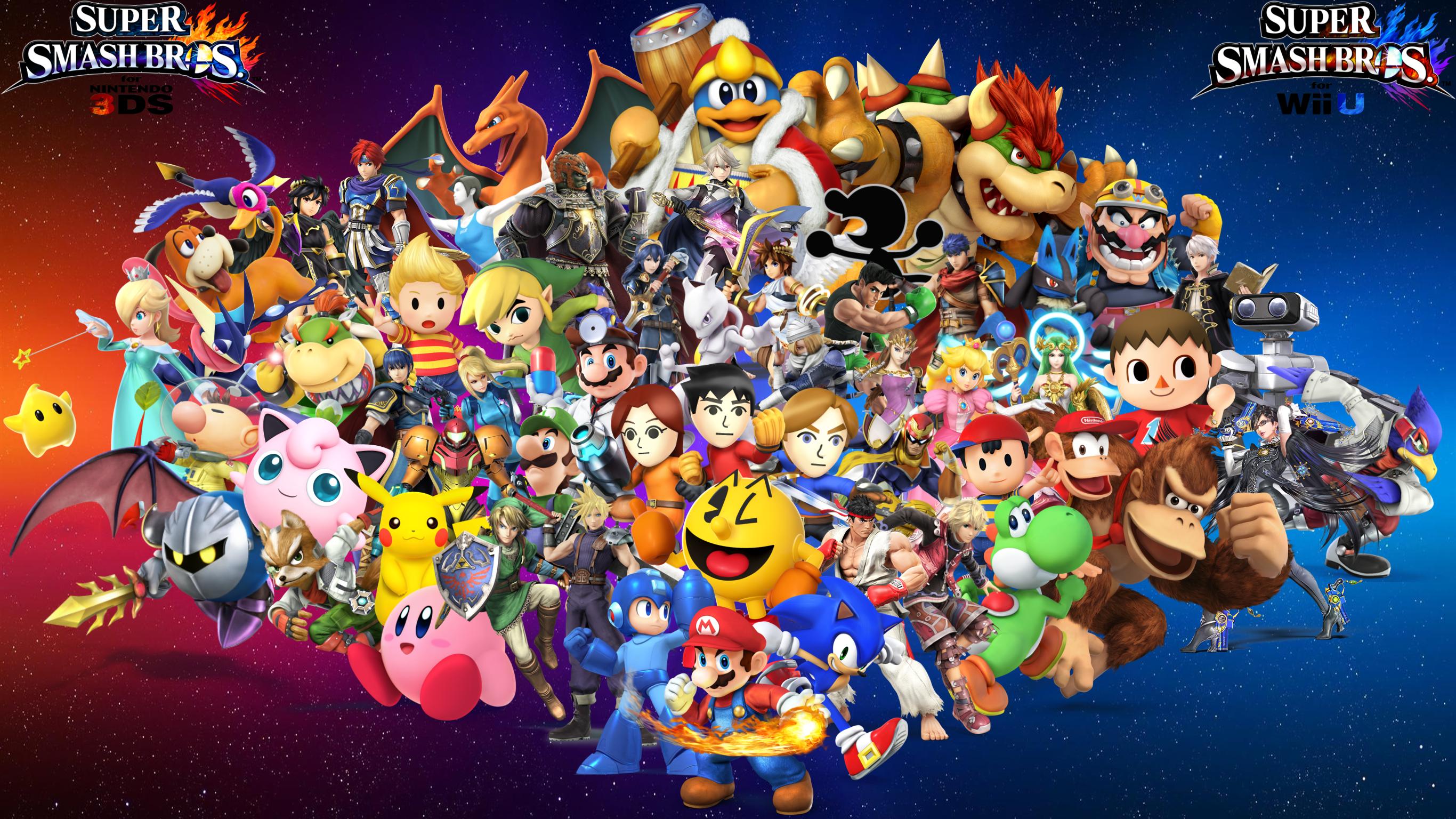 Awesome Super Smash Bros Bros