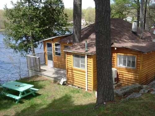Lake Cottage Pictures Location Charleston Lake Bayview