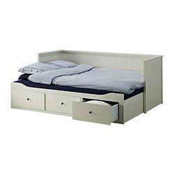 Slaapbank Met Lades.Hemnes Bedbank Met 3 Lades Ikea For The Home Hemnes