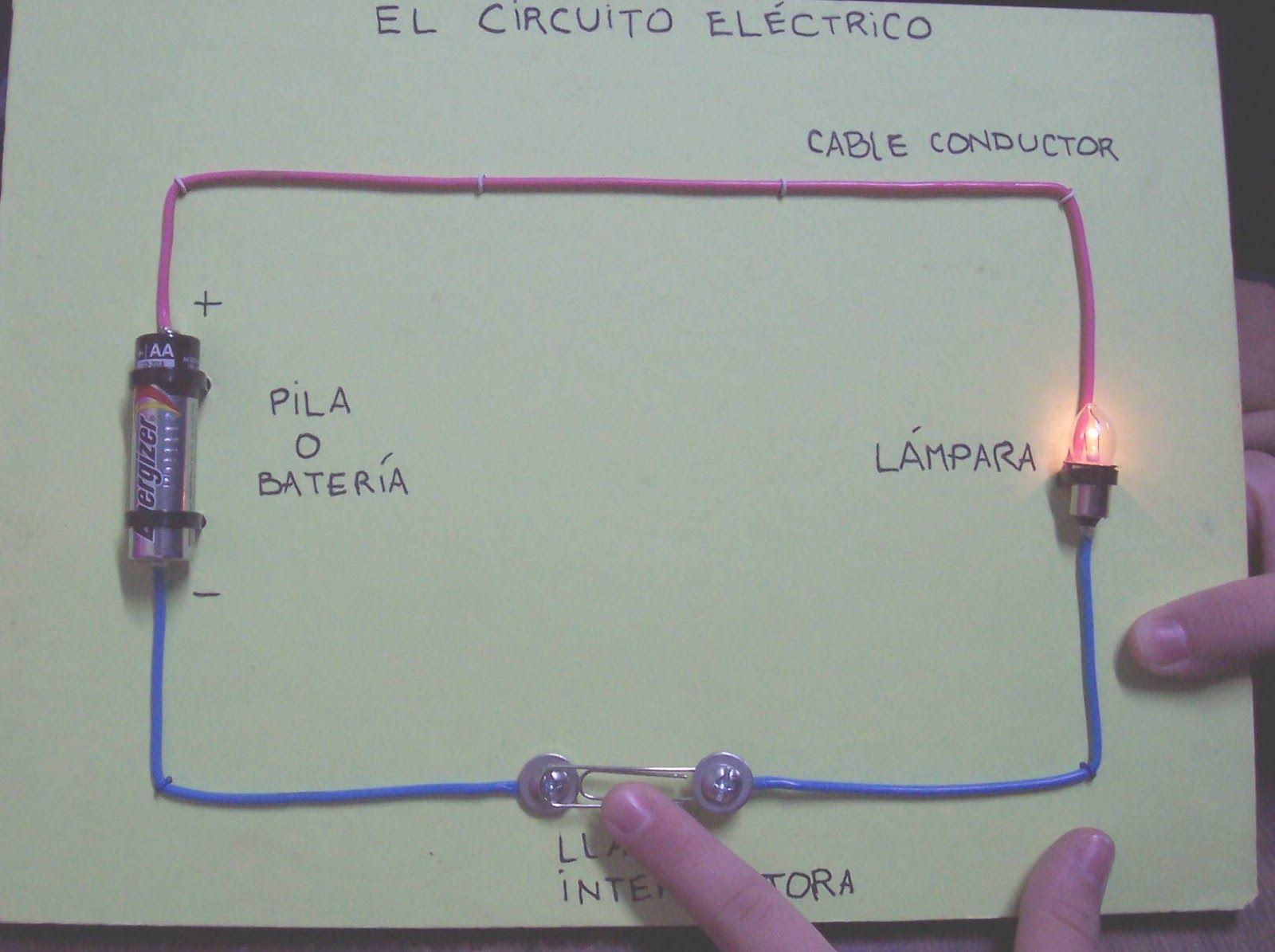 Circuito Electrico Simple : Circuito electrico simple bilaketarekin bat datozen irudiak aula