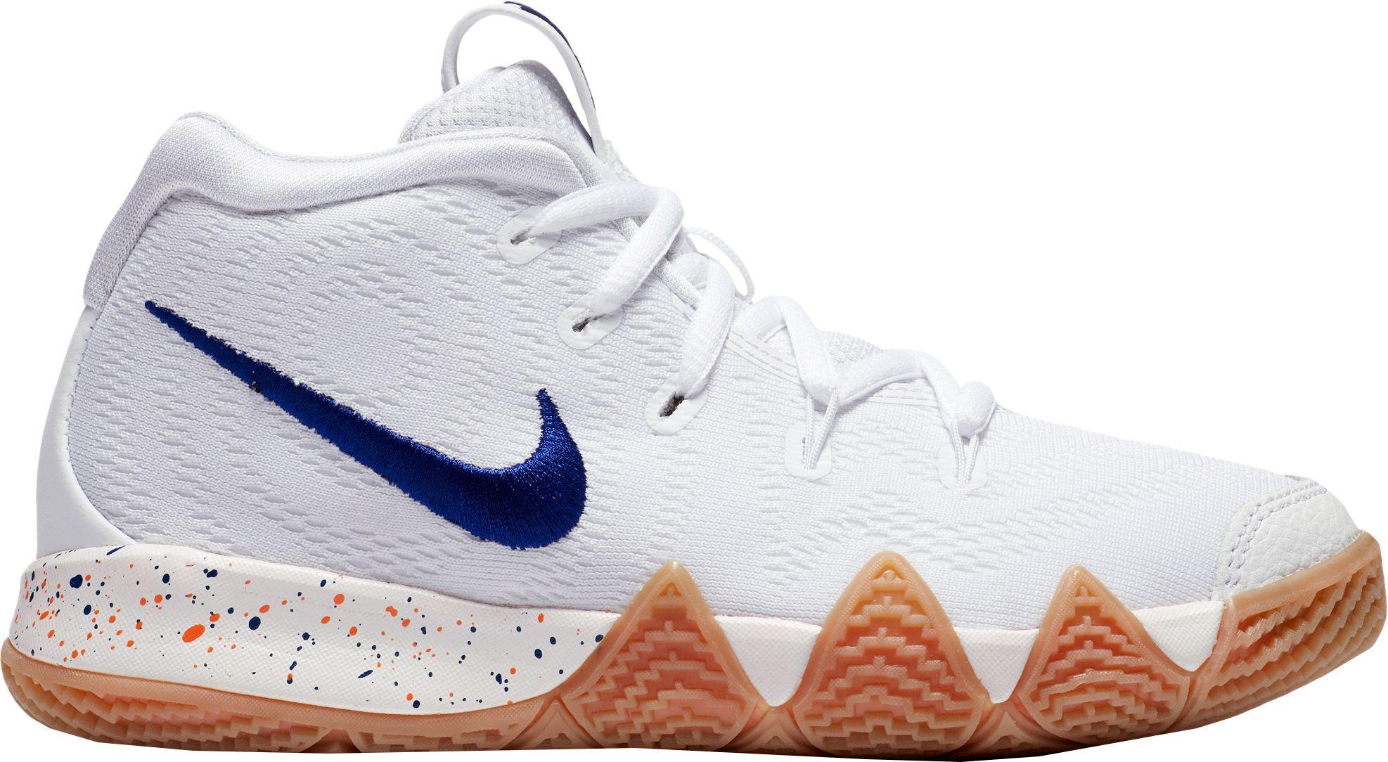 online store 47b6c ee65c Nike Kids' Preschool Kyrie 4 Basketball Shoes in 2019 ...