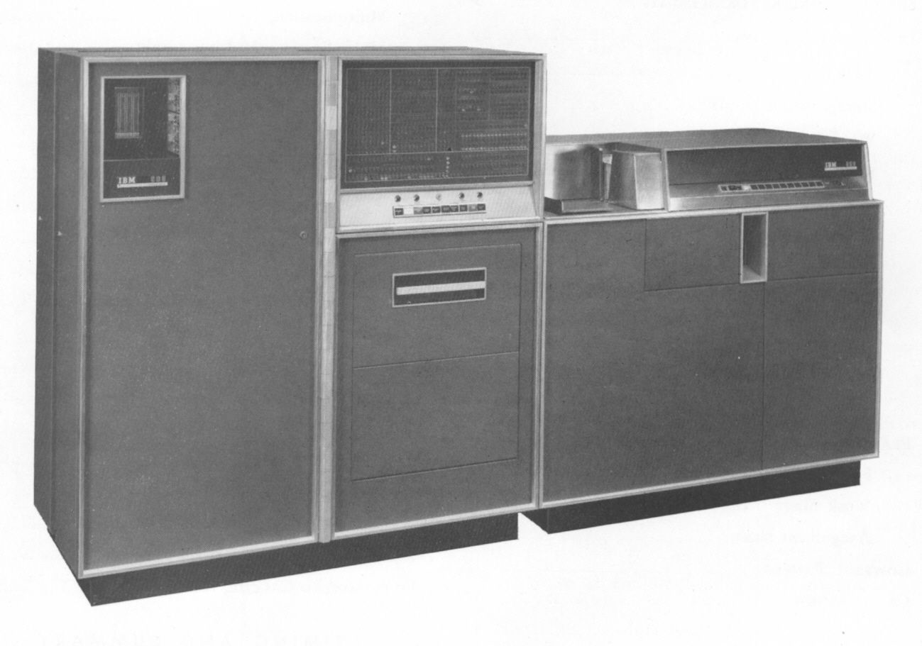 April: IBM presents the 608: the first IBM product to use transistor circuits without any vacuum tubes, believed to be the world's first all-transistorized calculator to be manufactured for the commercial market. Although the 608 outpaced its immediate predecessor, the IBM 607 by a factor of 2.5, it was soon obsoleted by newer IBM products and only a few dozen were ever delivered.