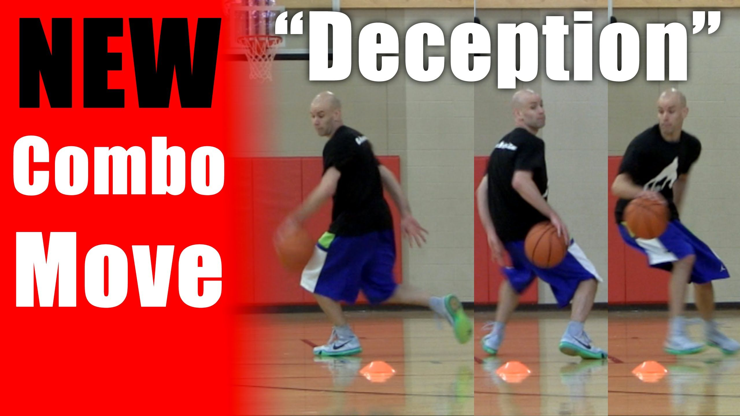 NEW Combo Move Deception Basketball Moves Streetball