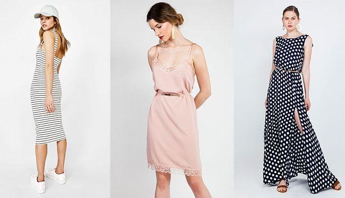 9f733c1d2a72 25+1 εντυπωσιακά φορέματα για Άνοιξη - Καλοκαίρι 2018 | Μόδα & Ρούχα ...