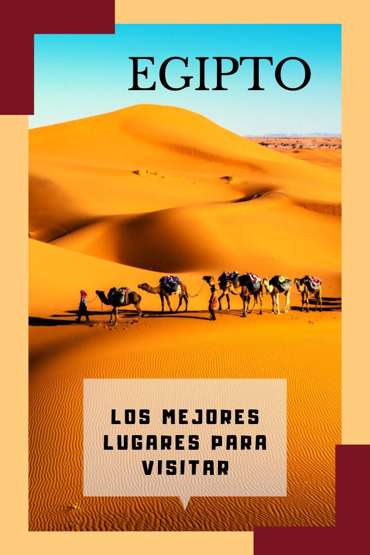 Los Mejores Destinos Turísticos Para Conocer En Egipto Voyage Travel Movie Posters