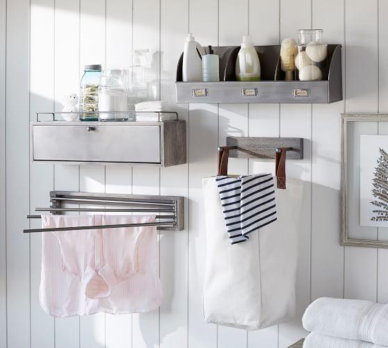 Lombard Laundry Modular System Laundry Laundryroom Potterybarn