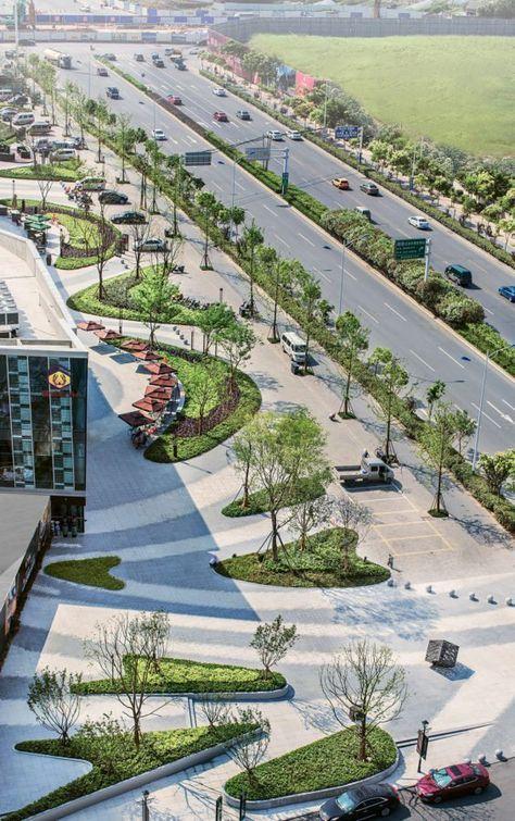 Edegrandi tcc ii pinterest for Courtyard landscaping ottawa