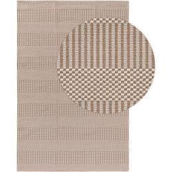 Photo of benuta Waschbarer Baumwollteppich Cooper Taupe 150×230 cm – Moderner Teppich für Wohnzimmer benuta