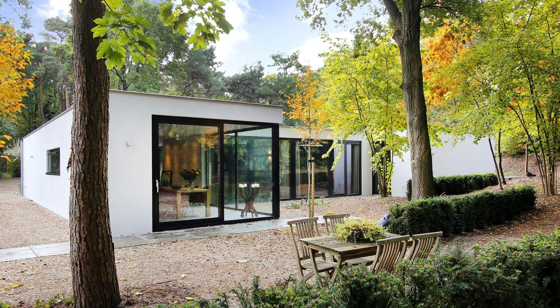 Villa helvoirt architectuur otten van eck umbau