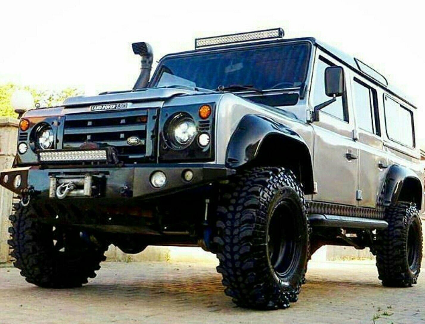 Big Defender 110 Land Rover Land Rover Defender Land Rover