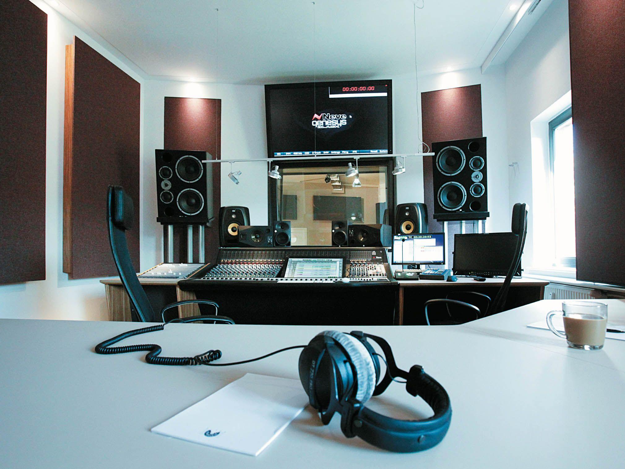 Studioszene D – Blackbird Music Studio in Berlin | Musikproduktion ...