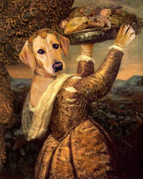 Collection1 - Pet Portraits, Custom pet art by european artist Valerie Leonard