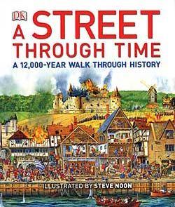 You've found our One-Day Tuesday Special for today (9/30/14) ~ A Street Through Time. Today only it's marked down 75% from $17.99 to $3.97. Pick up one today & check Chinaberry.com every Tuesday for more great dealios!