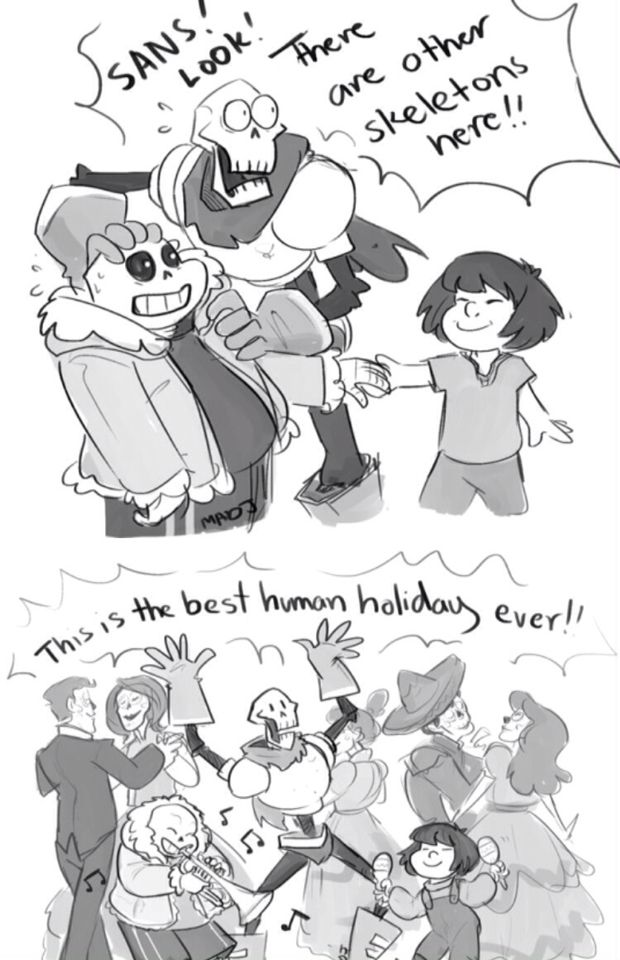 Day of the Dead! Undertale