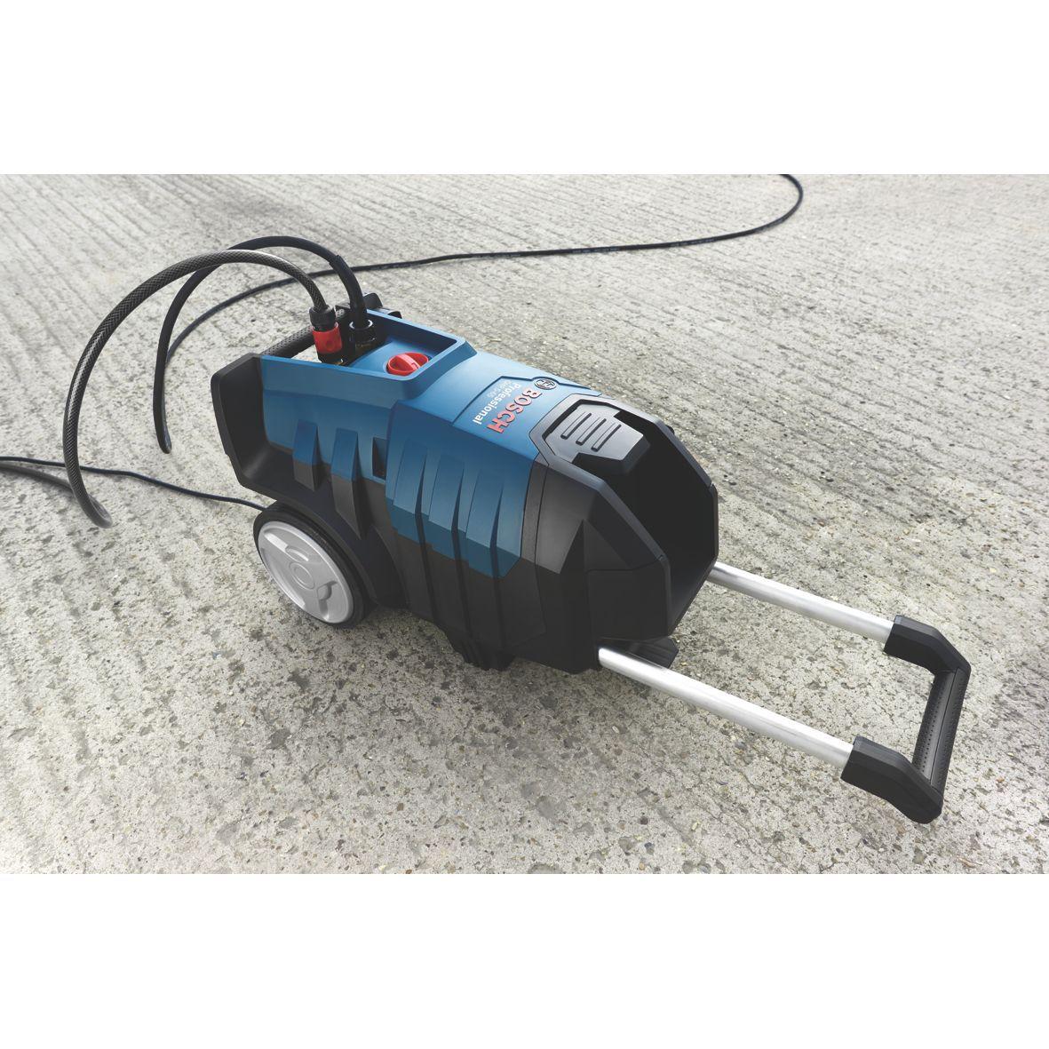 Bosch Ghp 5 65x 160bar Professional High Pressure Washer 2400w 220 240v Portable Water Tank Pressure Washer Accessories Storage