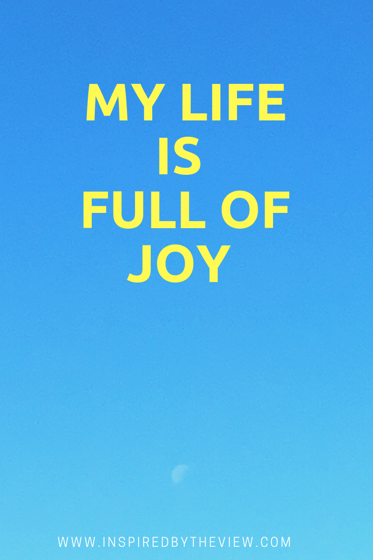 my life is full of joy universe positive vibes ...
