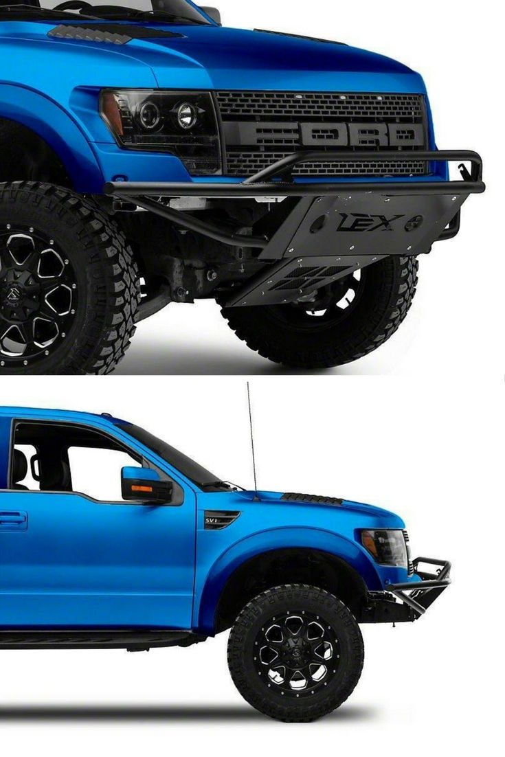 Lex Offroad Raptor Gen2 Winch Bumper With Top Hoop Classic Baja Styling And A High Clearance Design For Improved Funct Ford Raptor Ford Expedition Ford Trucks