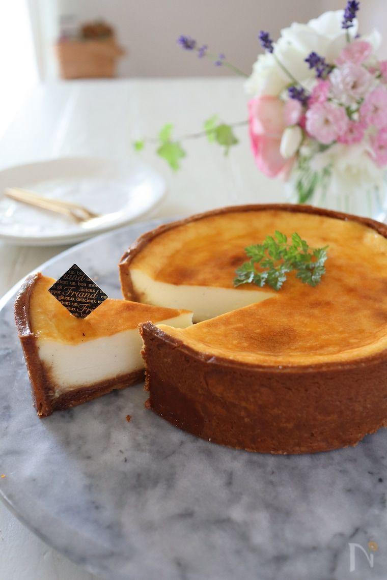 レシピ チーズ タルト