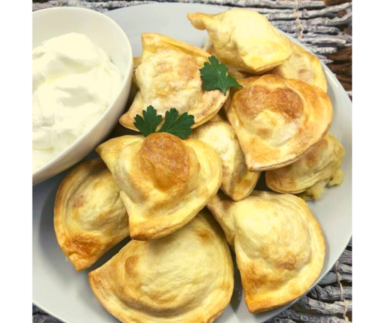 Air Fryer, How to Cook Frozen Pierogies in the Air Fryer