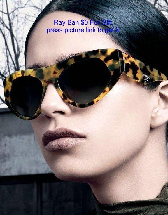 Prada Fall/Winter 2014 Eyewear Sunglasses, Eyewear