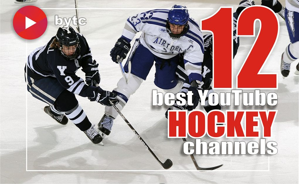 Best Youtube Hockey Channels Hockey Hockey Mom Hockey Teams