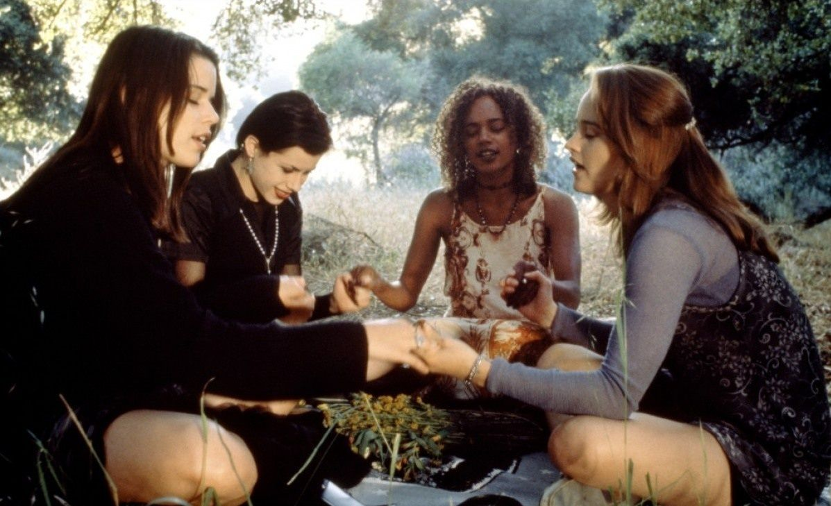 The Craft!! Brujas!