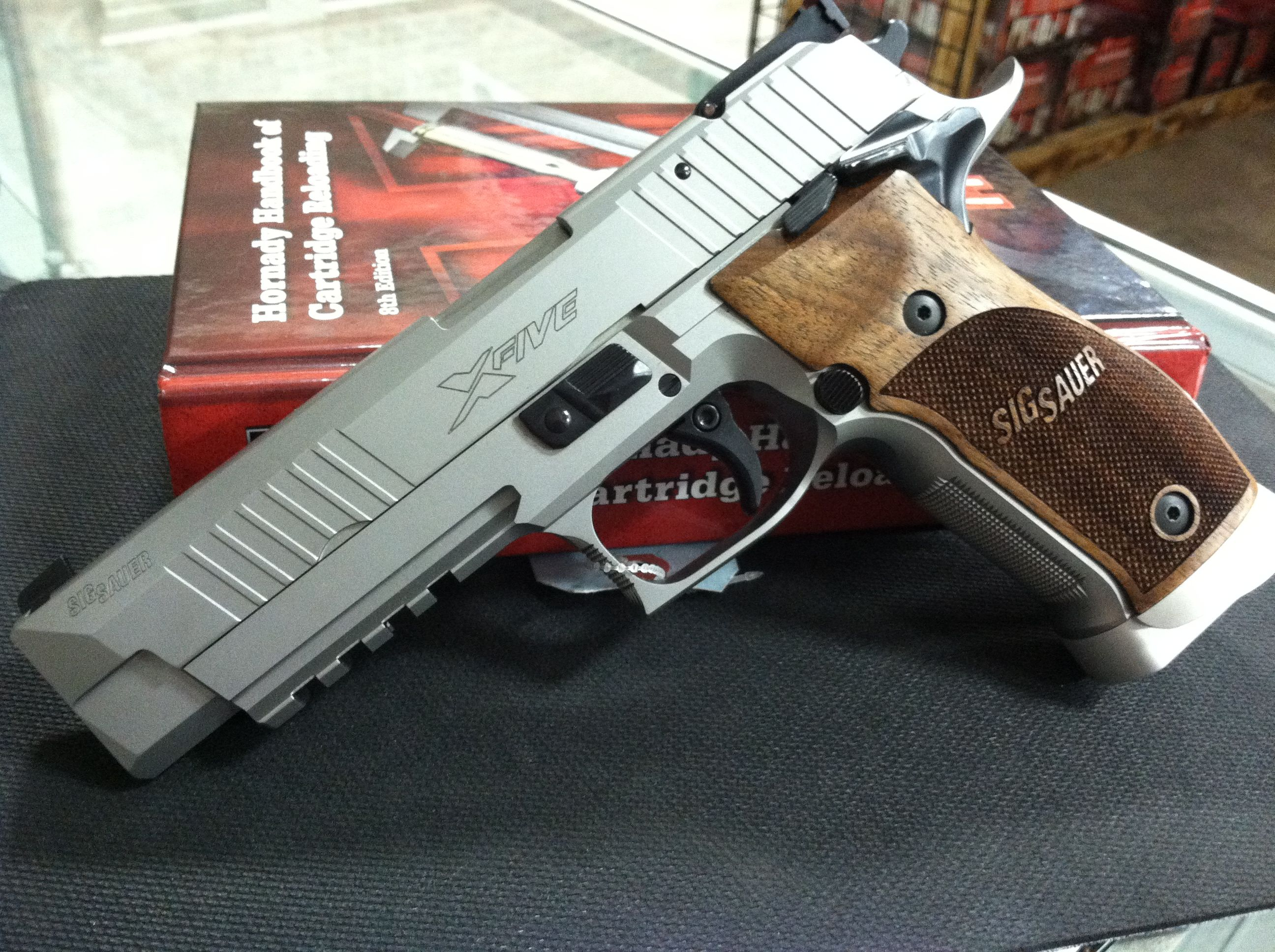 Image result for Buy more Sig Sauer pistols to keep yourself covered at all times