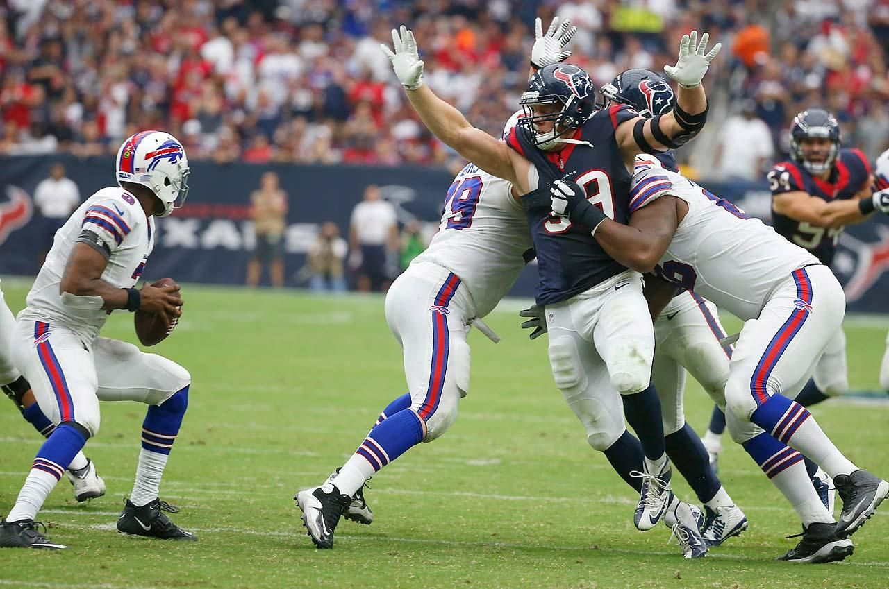 Best Pictures from Week 4 of the 2014 NFL Season Texans