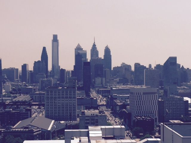 that view though city view 3601market philly philadelphia