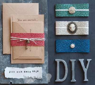 make wrap invitations diy wedding invitation wraps low cost wedding stationery supplies cheap wedding