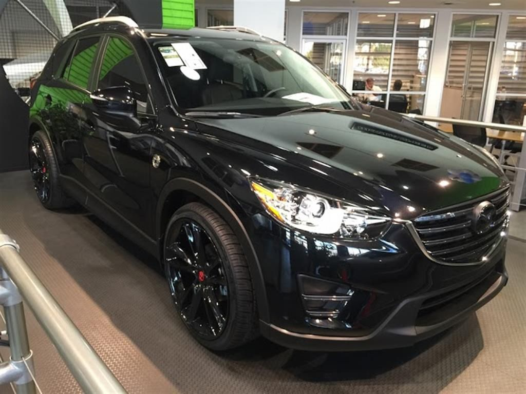 2016 Mazda Cx 5 Star Wars Package By Riverside Mazda In