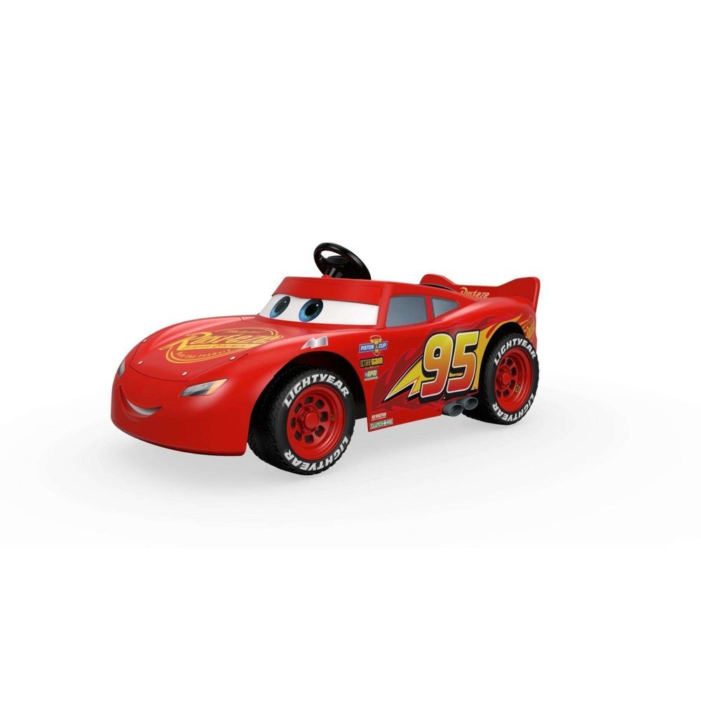 Toys cars 3  Power Wheels DisneyPixar Cars  Lightning McQueen  TV Movie and