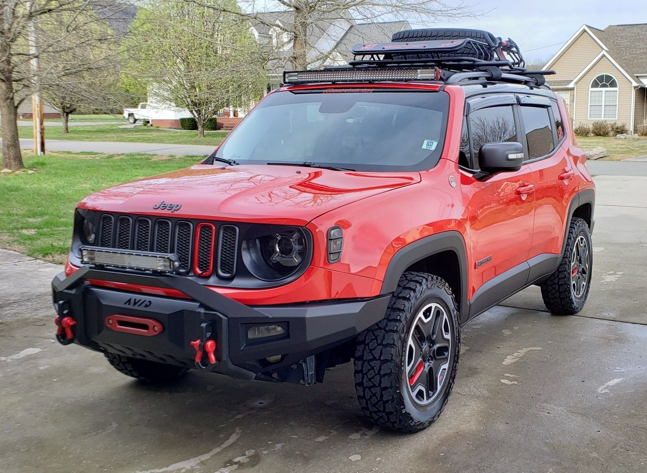 Havek The Jeep Jeep Renegade Trailhawk Jeep Trailhawk Jeep