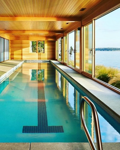 Indoor Swimming Pool Designs For Homes
