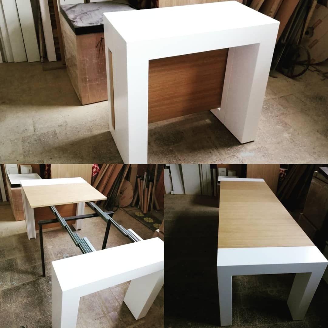 Table Transformer Furniture Smart Furniture Apartment Decor