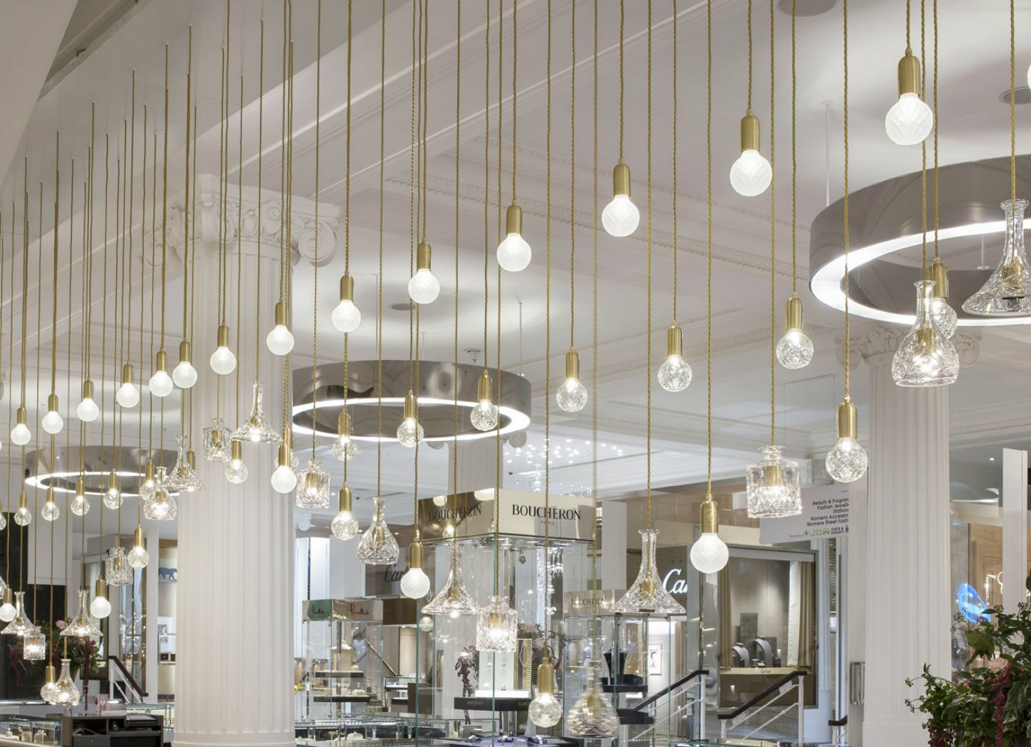 Cb5 Selfridges Oxford Street London With Images Lighting Bulb Can Lights