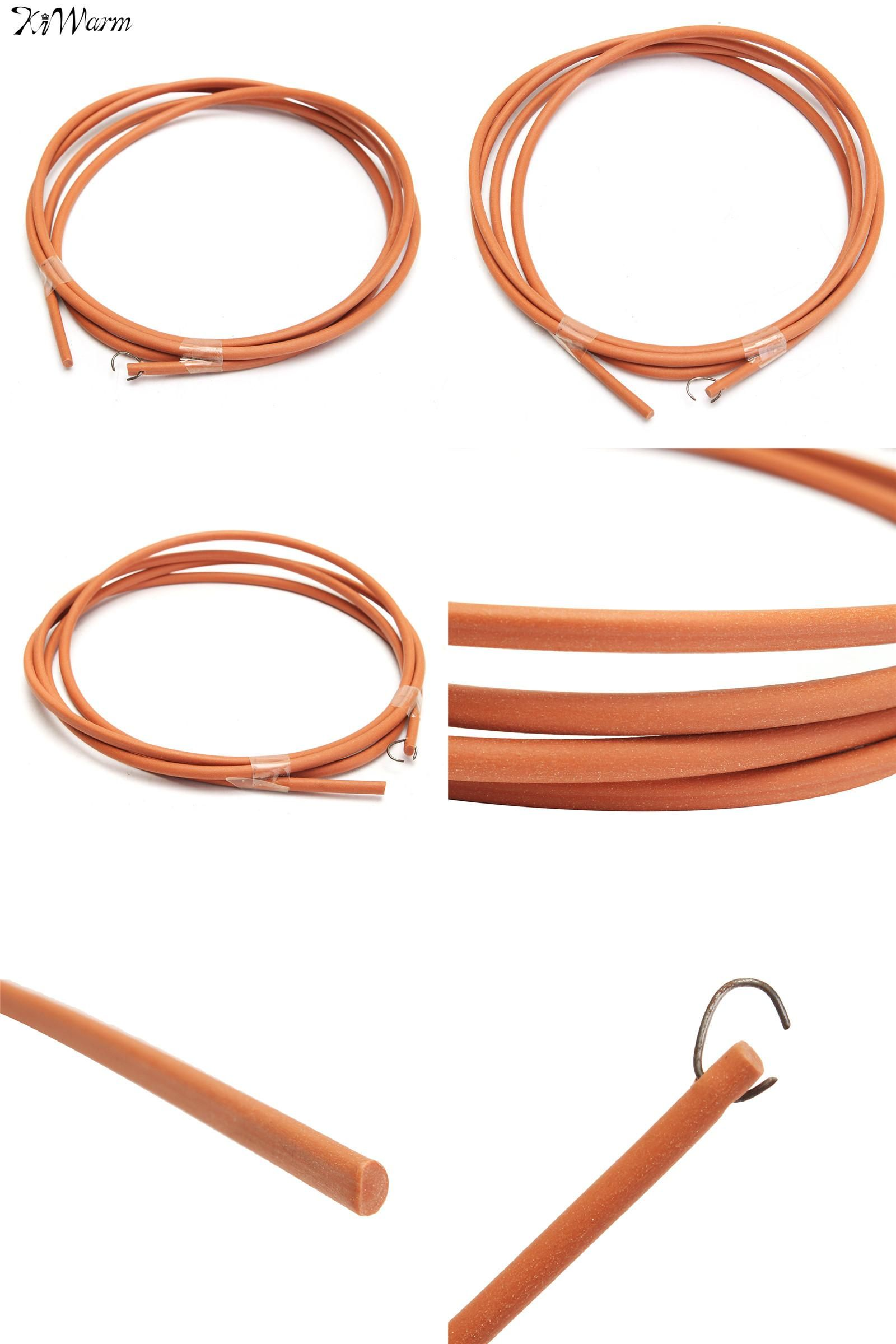 [Visit to Buy] Kiwarm 180CM 5.5MM Bold Sewing Machine Leather Treadle Belt Parts Peddle Cowhide Belting for Home Sewing Machines Tools #Advertisement