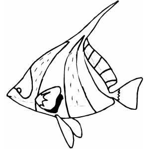 Free Printable Ocean Coloring Pages | coloring pages of fish in ...