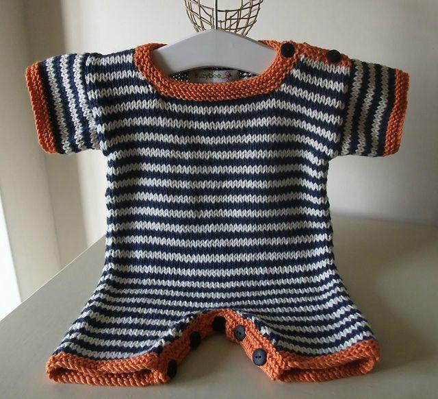 Sunshine Romper pattern by Patricia Evans