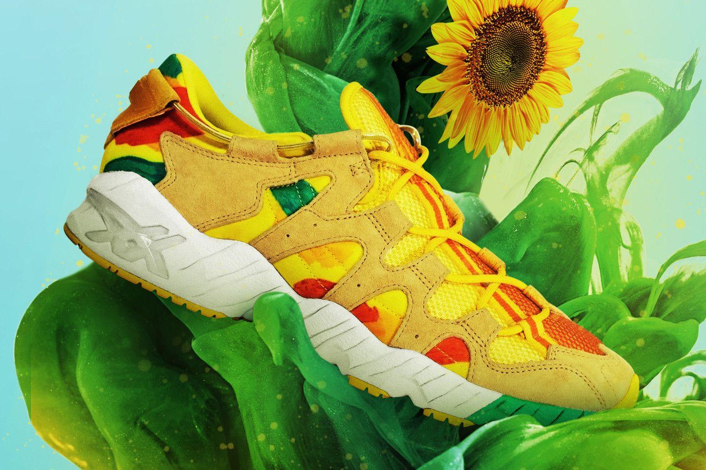 ko100_ASICS 全新「KO100」週年限量系列正式登場   Saucony sneaker, Running shoes