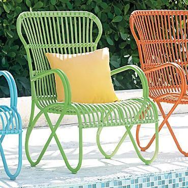 rizza outdoor chair aboretum pinterest patios cozy corner