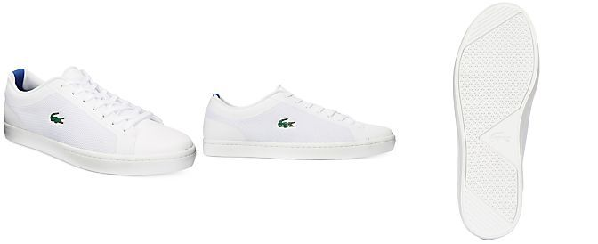 55566c3b10 Lacoste Men s Straightset Sr 316 1 Sneakers Lacoste Men