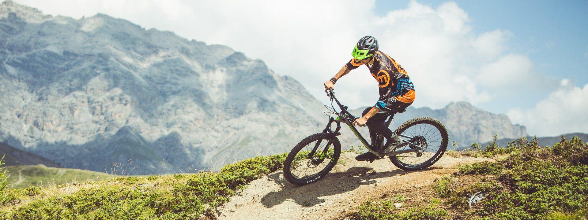 Bikepark Mottolino Livigno Enduro Natural Trail Interessant El