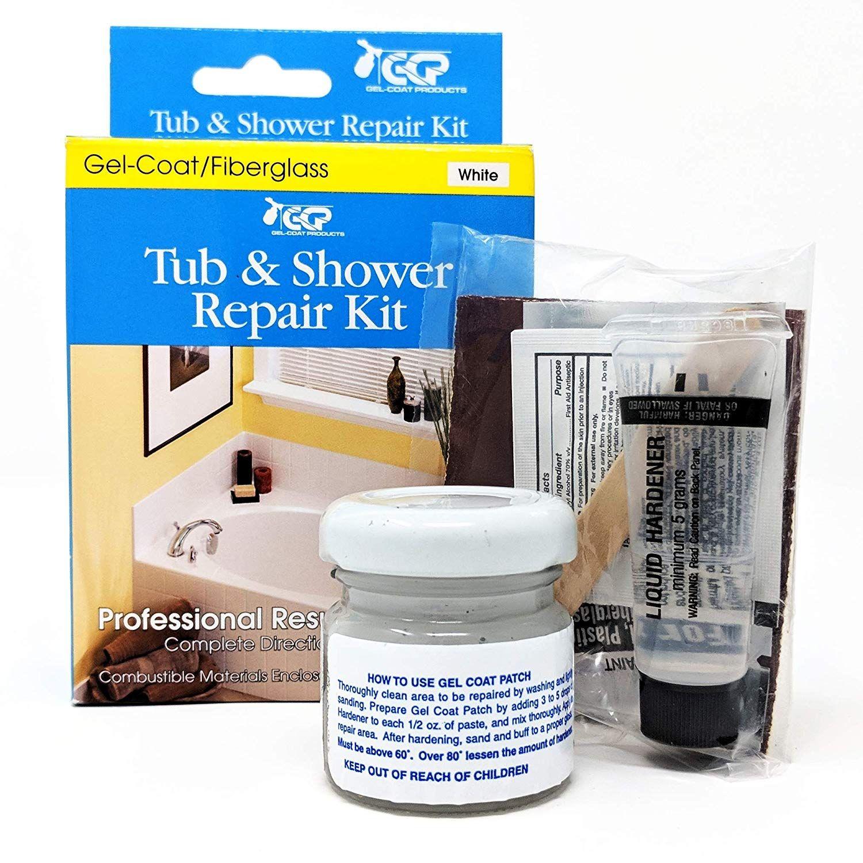 Tub And Shower Repair Kit White Amazon Com Shower Repair Shower Tub Repair