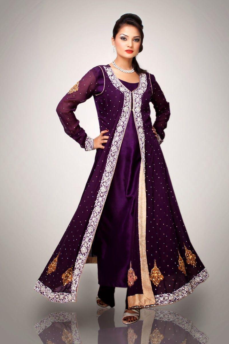 front 2 layer kameez design - Google Search   Ethnic dress( Indian ...