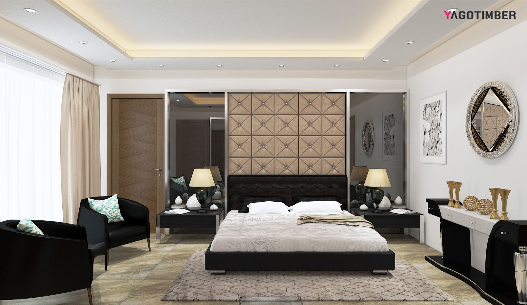 Bedroom Designing Get A Brand New #3Bhkbedroom Interior Design For Your Home At