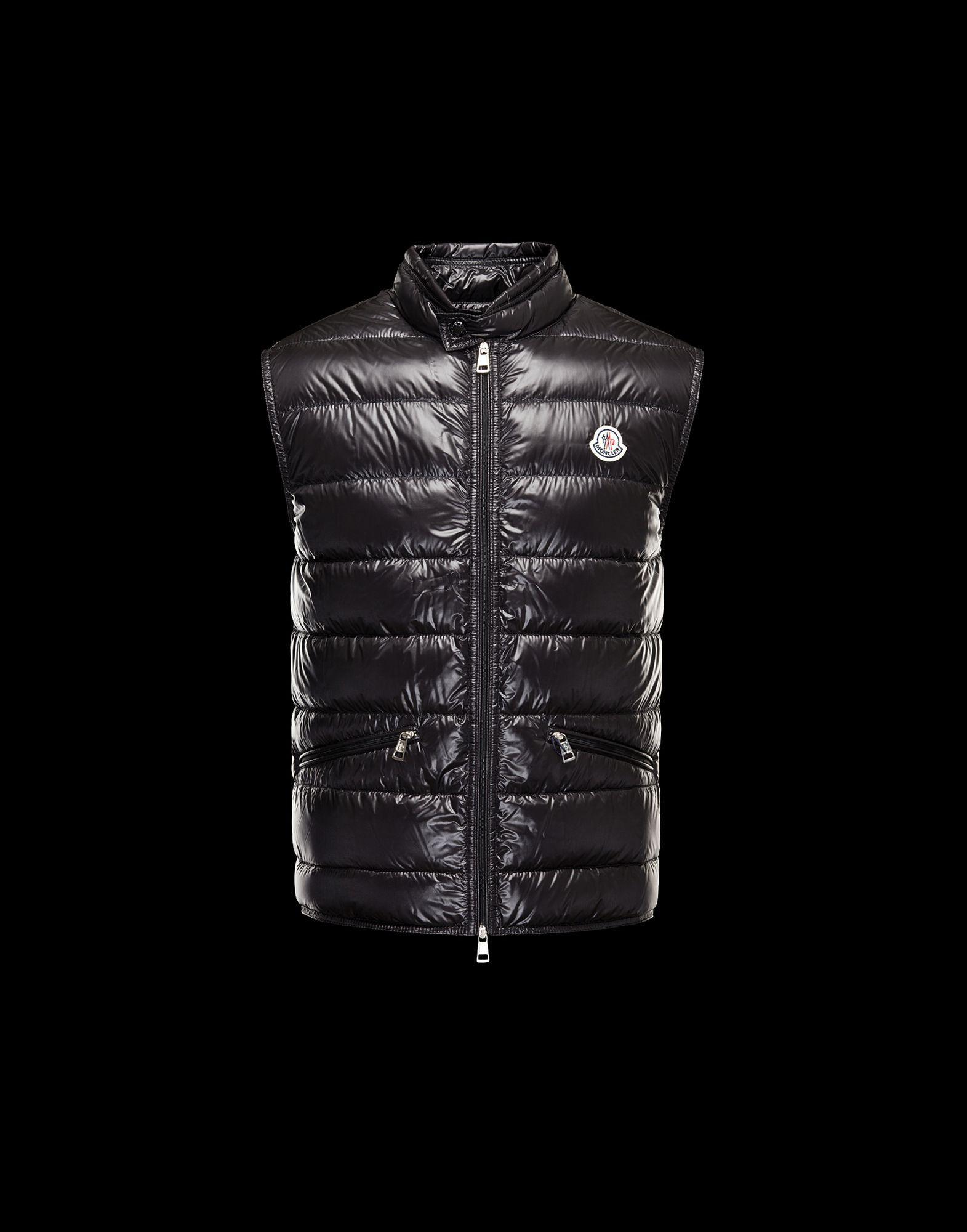 8c6b97c6c18b Moncler Online Store - Waistcoat Men