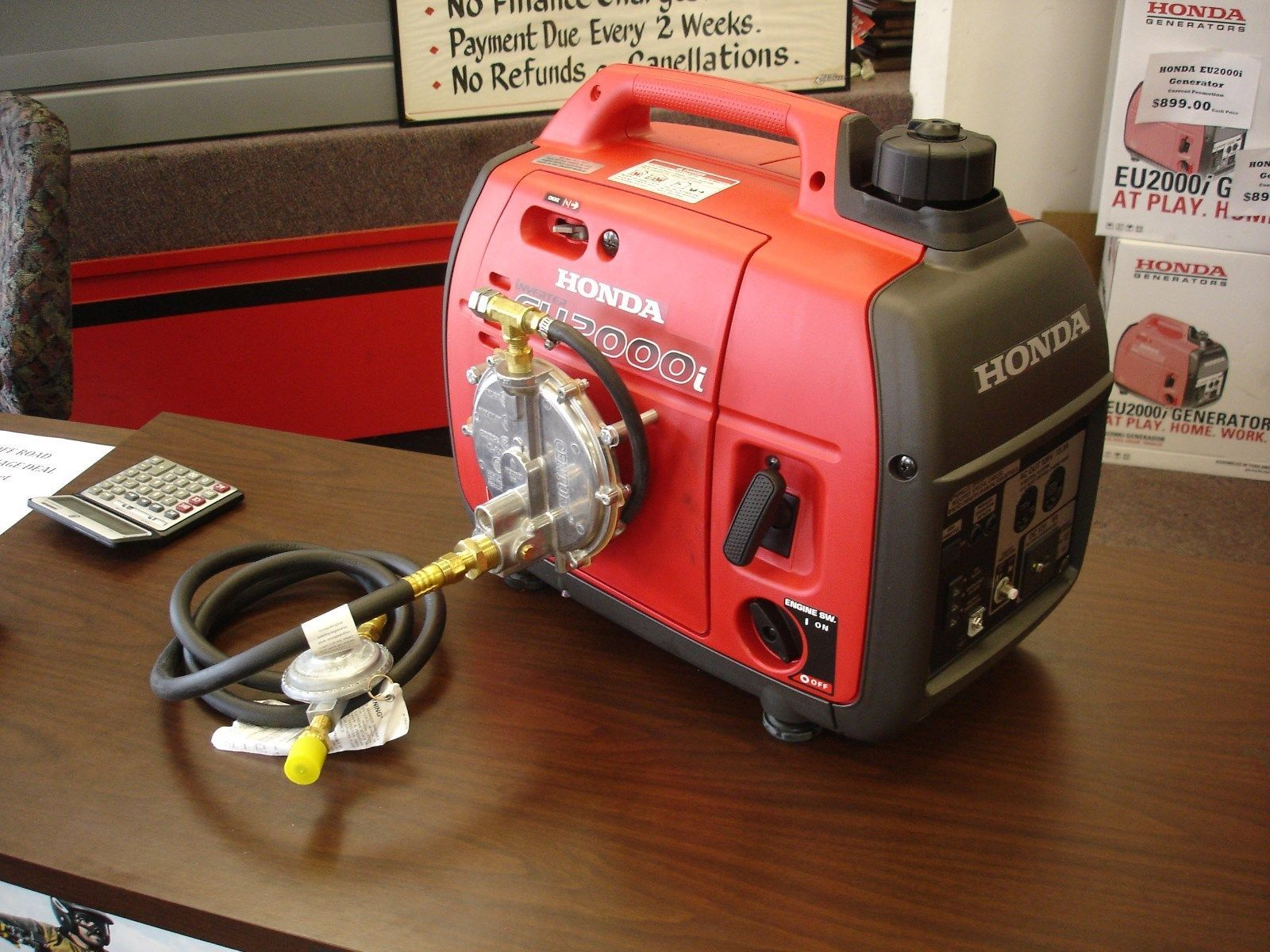 Honda Tri Fuel Generator Tri fuel generator Pinterest