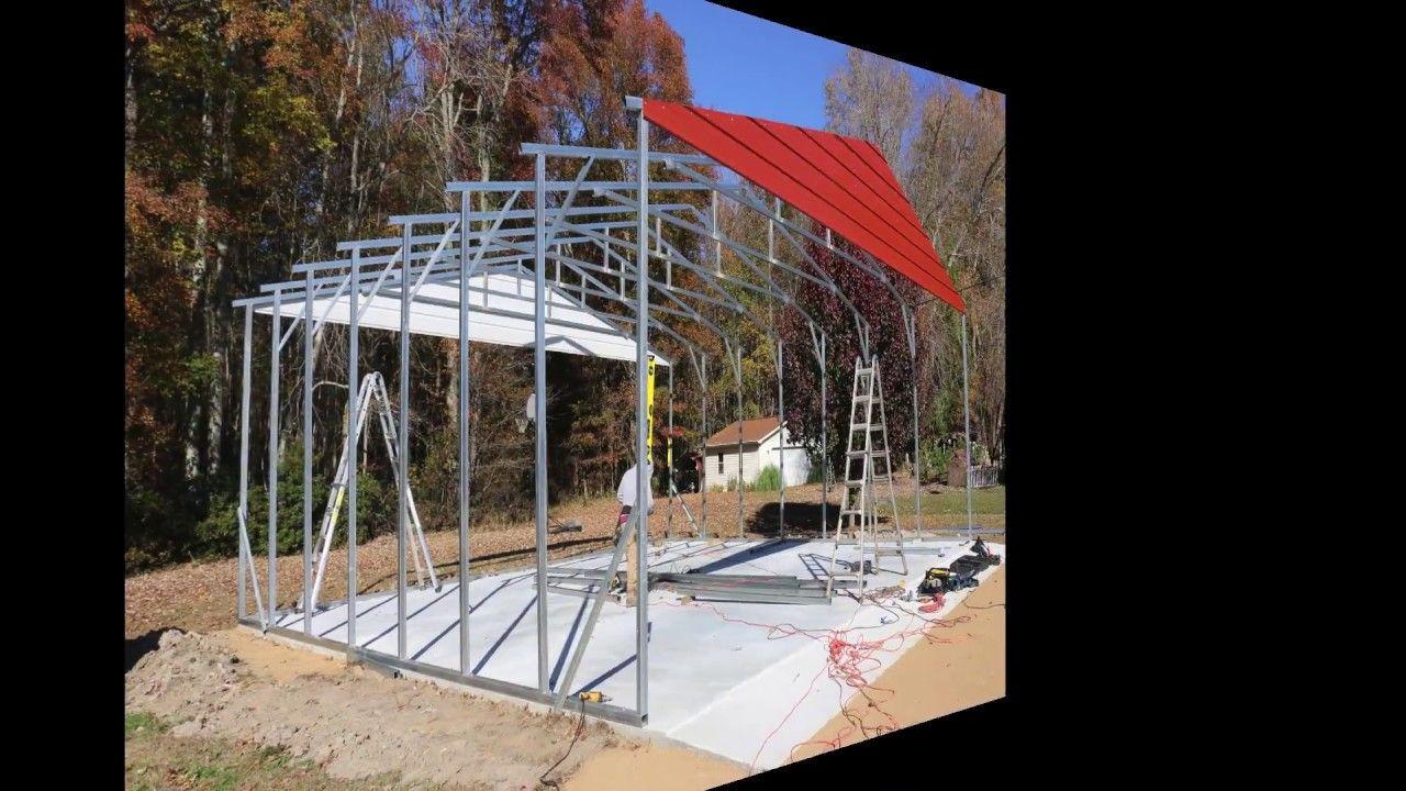 Best Garage Vertical Roof Metal Buildings Roof Outdoor 400 x 300